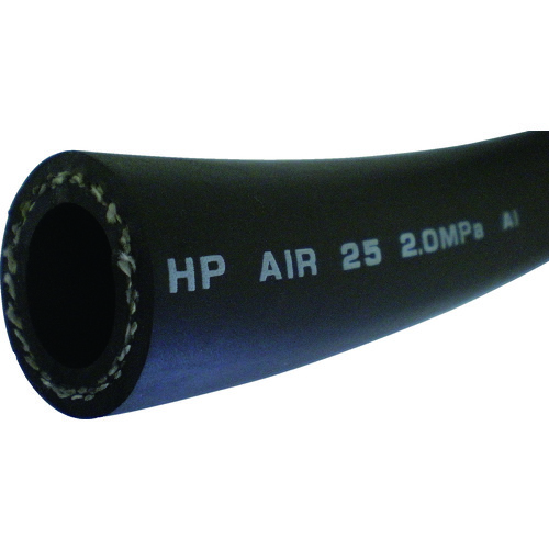本物品質の 19mm-100M 【直送】【】横浜ゴム 店 HP-AIR19-100:工具屋のプロ HPエアー-ガーデニング・農業