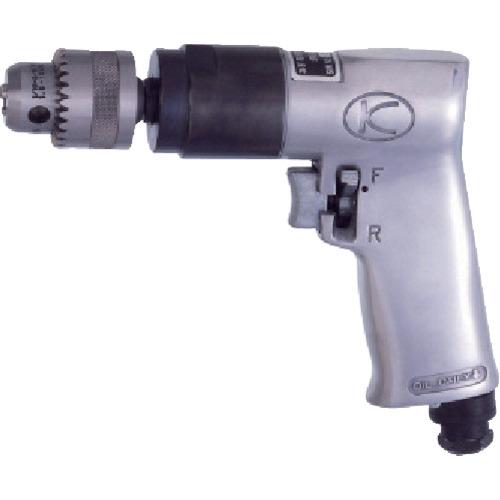 【セール期間中ポイント2~5倍!】空研 エアードリル(10mm能力・正逆回転タイプ) KDR-901R