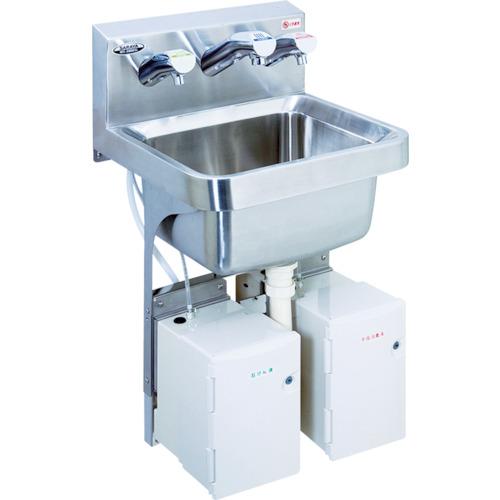 サラヤ 自動手指洗浄消毒器 WS‐3000SL 46624