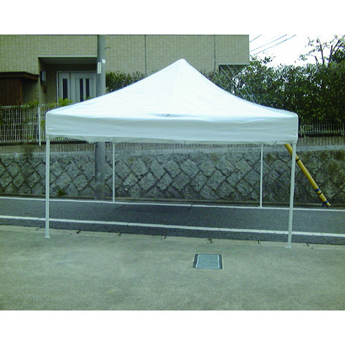 【直送】【代引不可】旭エンジニアリング かんたん組み立てテント NKT-3060