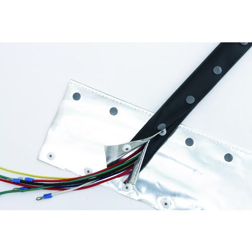 【直送】【代引不可】ZTJ 電磁波シールドチューブ(ホックタイプ) OLBF 100