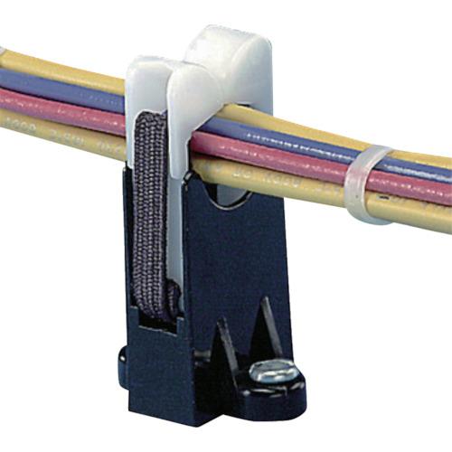 パンドウイット ハーネスボードアクセサリ エラスティックリテイナー 10個入 RER.75-S6-X