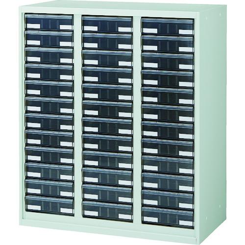 【直送】【代引不可】TRUSCO(トラスコ) ユニット型壁面書庫 D400 カタログケース 引出A4 深X36 ホワイト UFRW-1132A
