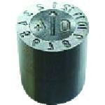 浦谷 金型デートマークYM型 外径16mm UL-YM-16-20
