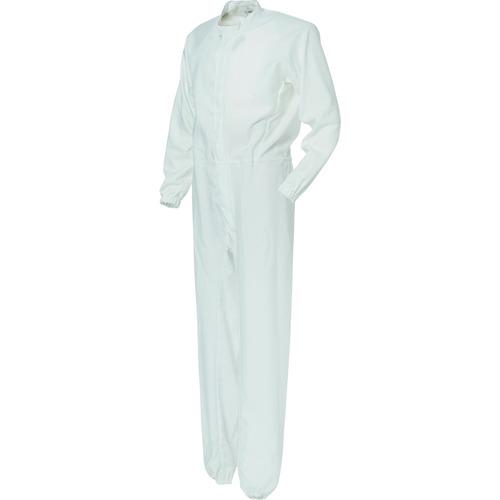 ミドリ安全 クリーンスーツ ベルデクセル VEYS120 ホワイト LL VEYS120-W-LL