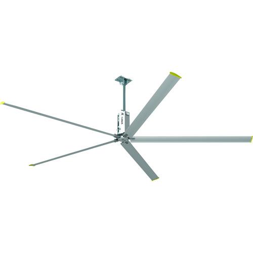 【直送】【代引不可】ORIENT 業務用省エネ大型ファン エネファン 直径4.9m 1台 HVLS-D6BAA49