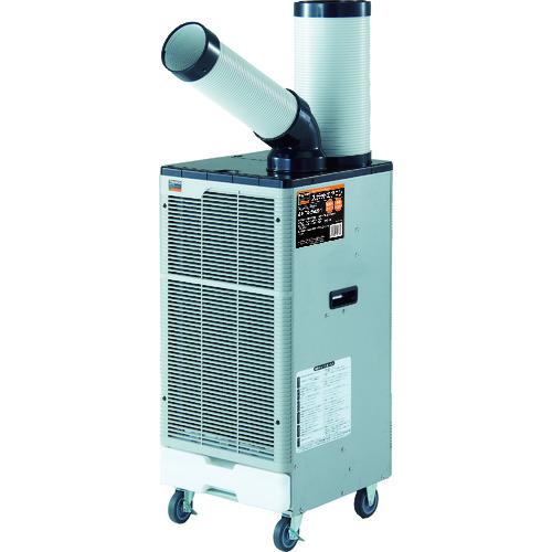 直送 代引不可 TRUSCO トラスコ スポットエアコン 単相100V首振り機能付 1台 TS-20DS-1 お彼岸 非売品 誕生日 販促品 年始