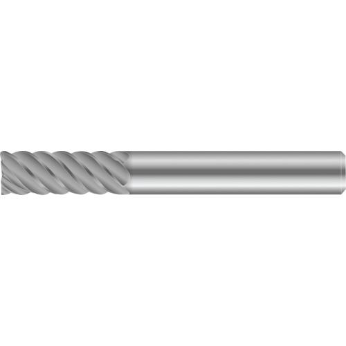 京セラ ソリッドエンドミル 多刃・溝・肩加工 ショート φ8.0 4PGSS080-120-08