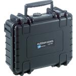 B&W プロテクタケース 500 黒 フォームあり 18個 500/B/SI