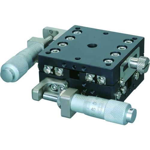 値頃 中央精機 ハイグレードアルミXYステージ 50×50 LD-5047-S1, HEMP NAVI 74c8f1cc