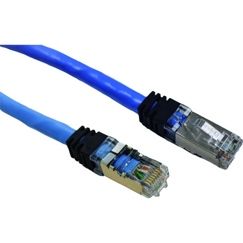 買い誠実 【直送】 ATEN(エイテン) Cat6A STP単線ケーブル(60m) HDBaseT対応製品推奨 2L-OS6A060, pannapanna e353b778