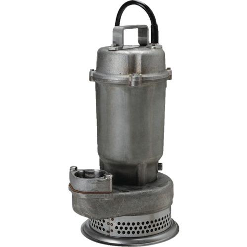 【直送】【代引不可】ツルミポンプ 耐食用ステンレス製水中渦巻ポンプ 50HZ 50SFQ2.4 50HZ