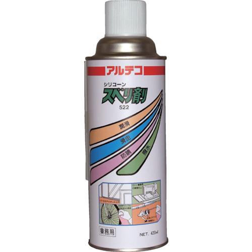 ALTECO(アルテコ) 潤滑・滑走剤 522スベリ剤 420ml 48本 522-420ML