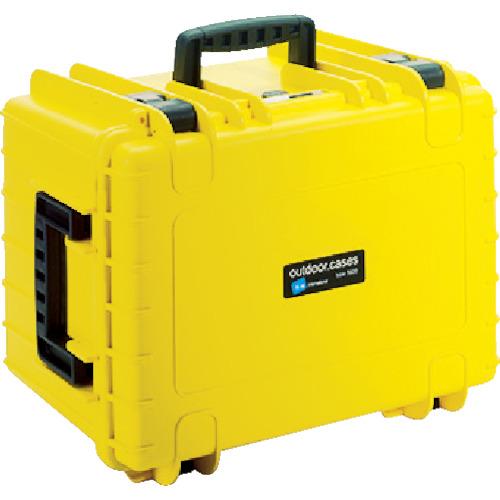 B&W プロテクタケース 5500 黄 フォームあり 5500/Y/SI