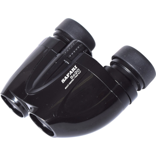 SIGHTRON(サイトロン) コンパクト広視野5倍双眼鏡 SAFARI5×20BK 5X20BK