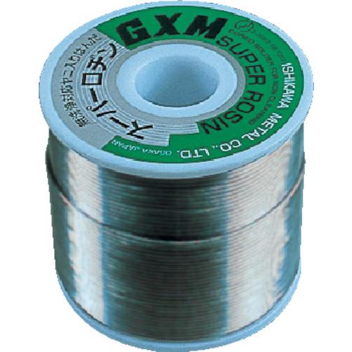 石川金属 やに入はんだ スーパーロヂン GXM 1.0mm 60GXM3-10