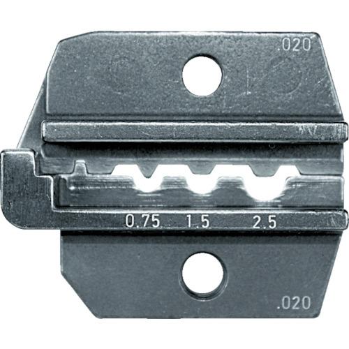 RENNSTEIG 圧着ダイス 624-020 裸端子 0.25-2.5 624-020-3-0