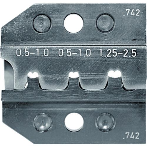 RENNSTEIG 圧着ダイス 624-742 オープンバレル接続端子 0.5- 624-742-3-0