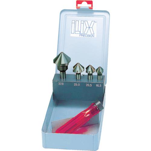ILIX(ムラキ) カウンターシンクセット DLCコート 4本組 6277-LSDC