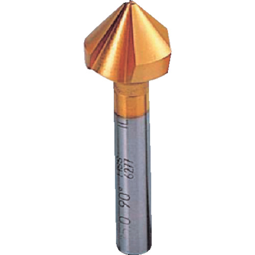 ILIX(ムラキ) カウンターシンク チタンコート 先端角90゜ 刃径37.0mm 6277TG-37.0