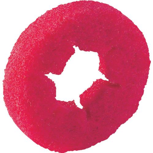 人気の定番 決算SALE 9月20日 25日はP5倍 KARCHER ケルヒャー 床洗浄機用ローラーパッド 税込 96mm 20PCS 標準 赤 63694530