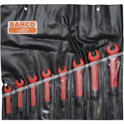 BAHCO(バーコ) 絶縁片口スパナセット 8点組 1000V 6MV/8T