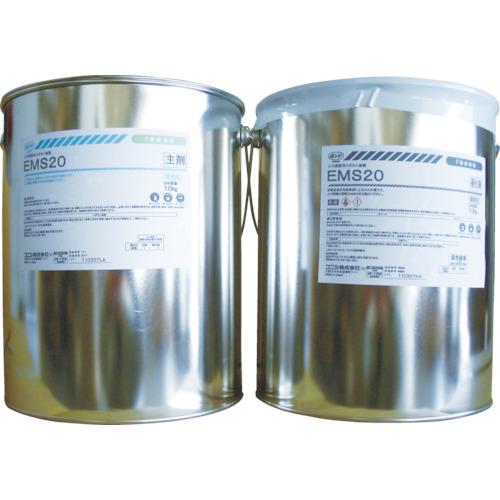 コニシ 二液型エポキシ・変成シリコーン接着剤 EMS20 20kg 05101