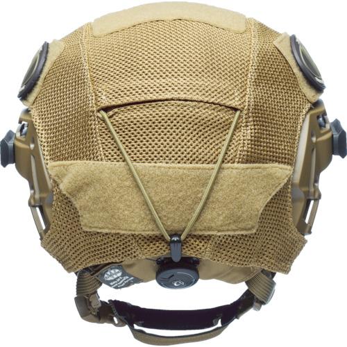 TEAMWENDY EXFIL LTP/カーボン用 メッシュヘルメットカバー コヨーテ 71-MHC-CB