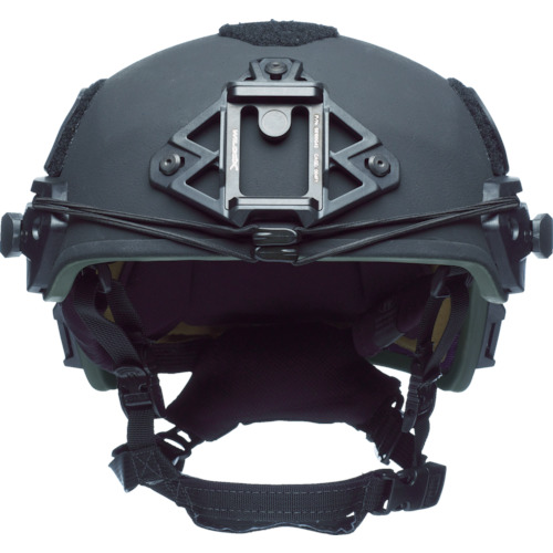 TEAM WENDY Exfil バリスティックヘルメット ブラック サイズ2 73-22S-E22