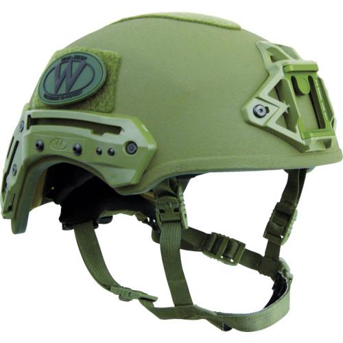 TEAM WENDY Exfil バリスティックヘルメット レンジャーグリーン サイズ1 73-71S-E71