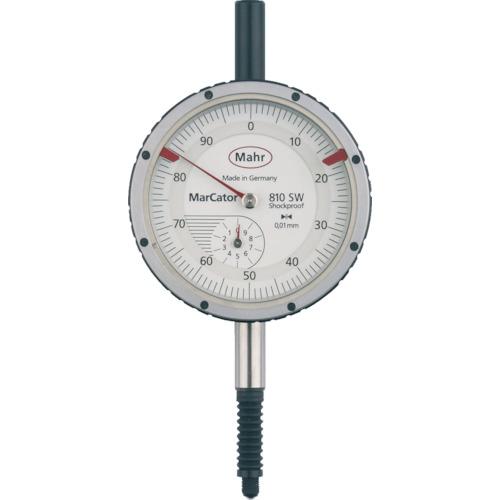 Mahr(マール) ダイヤルインジケーター 深さ測定用・耐衝撃・防滴タイプ 4315000 810SW