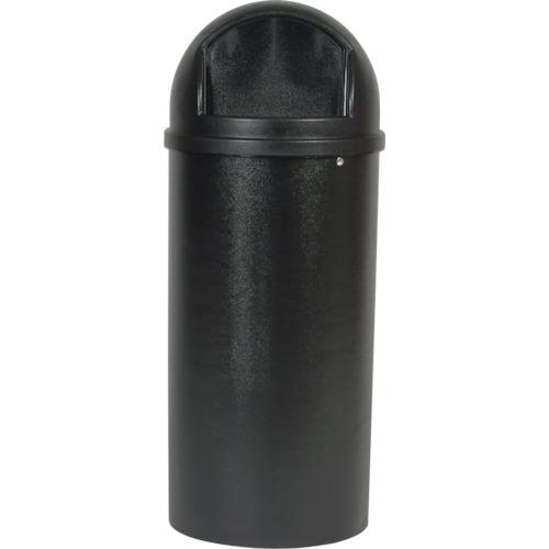 ラバーメイド マーシャルコンテナ ブラック 81708807