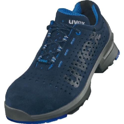 UVEX ローシューズ ネイビー 27.5cm 8531.4-43
