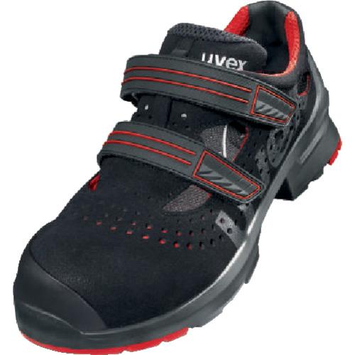 UVEX サンダル ブラック 25.5cm 8536.5-40