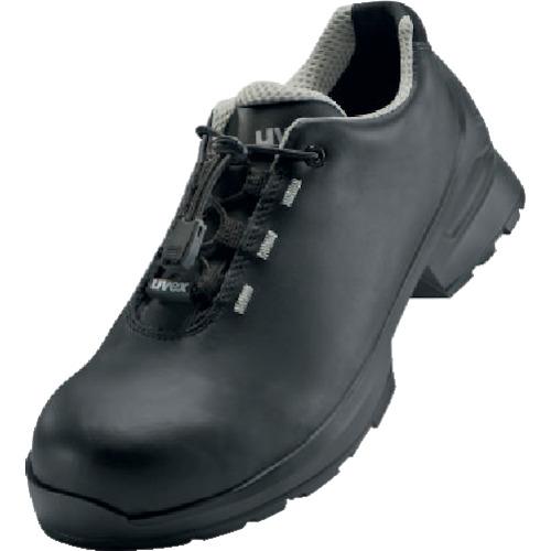 UVEX ローシューズ ブラック 25.5cm 8553.5-40