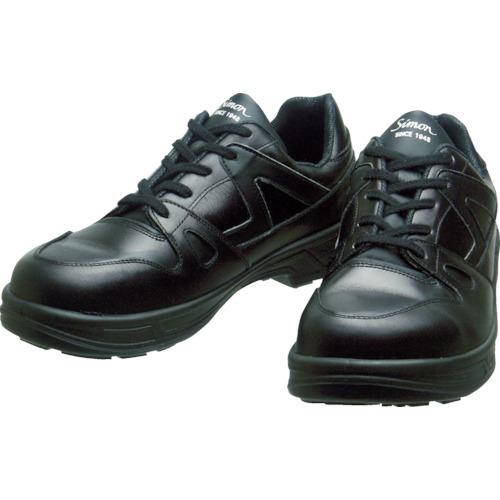 シモン(Simon) 安全靴 短靴 8611黒 23.5cm 8611BK-23.5