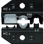KNIPEX(クニペックス) 9743-200用圧着ダイス ソーラーコネクターMC4用 9749-66-4