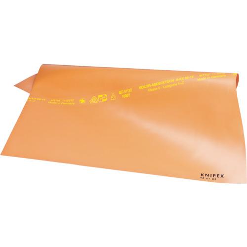 【直送】【代引不可】KNIPEX(クニペックス) 絶縁スタンドマット 10000×1000mm 986725