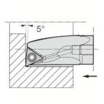 京セラ 内径加工用ホルダ A10L-STLPR09-12AE