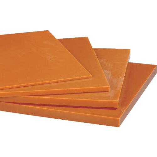 イノアック ログラン(硬質ウレタンゴム)シート t15X300X300 ブラウン A15300