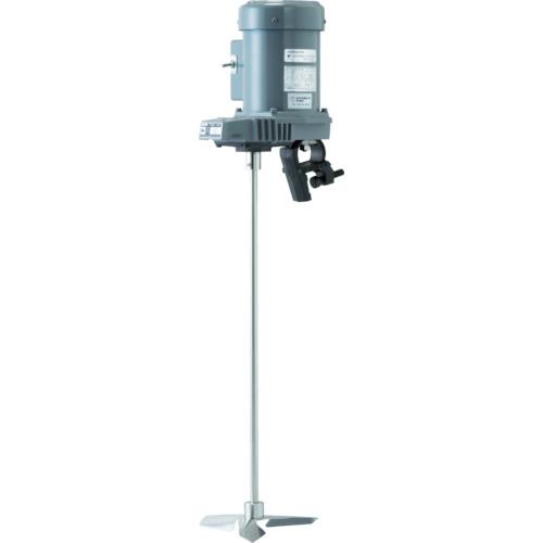 【直送】【】佐竹化学機械工業 可搬型かくはん機 PSE対応 サタケポータブルミキサー A720-0.4BS