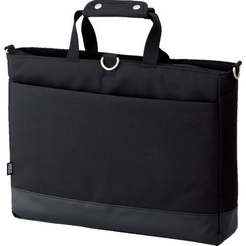 LIHIT(リヒト) キャリングバッグ(ヨコ型) ブラック 7個 A7670-24