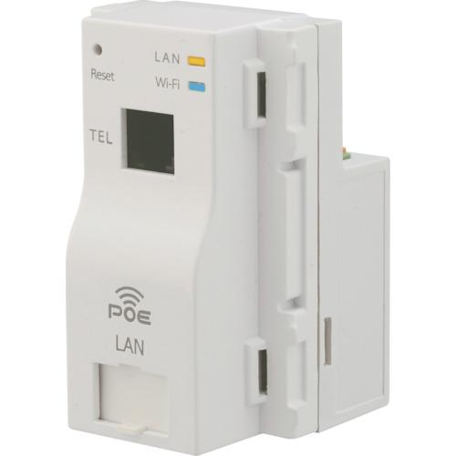 Abaniact(因幡電機産業) Wi-Fi AP UNIT PoE受電 300Mbps TEL AC-PD-WAPUM