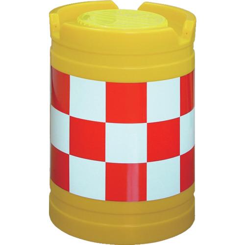 【直送】【代引不可】キタムラ産業 クッションドラム(赤/白) AD-1