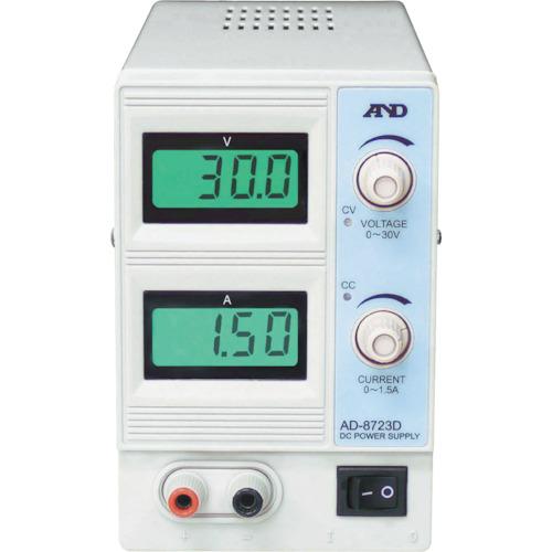 A&D(エー・アンド・ディ) 直流安定化電源 30V 1.5A AD8723D