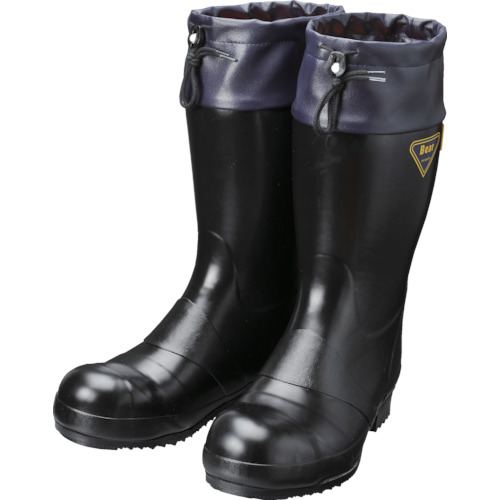 シバタ工業 安全静電防寒長靴 セーフティベアー#8000 28.0cm AE021-28.0