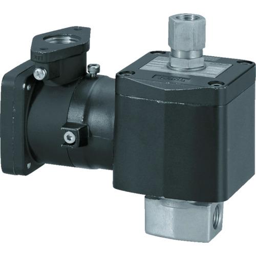 CKD 直動式防爆形2ポート弁 空気・水用 AG41E4-03-2-03T-AC200V
