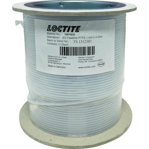 ロックタイト(LOCTITE) チューブ 透明 内径1.4×0.3mm 20m 1001830