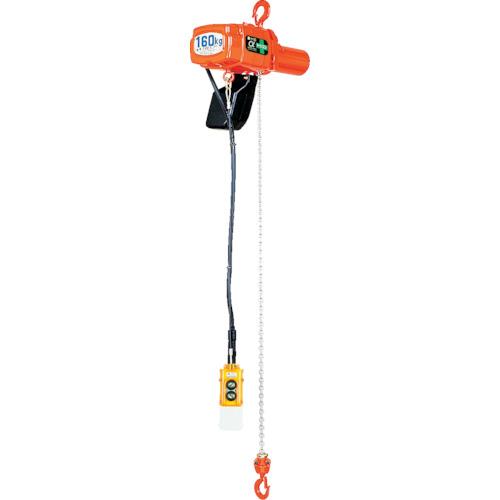 Small electric chain hoist single phase 200 V 2-speed type 100 kg AHB-K1030  zojirushi