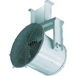 【直送】【代引不可】鎌倉製作所 搬送ファン サイレンサあり 大風量モデル 三相200V AHF-302S-200V